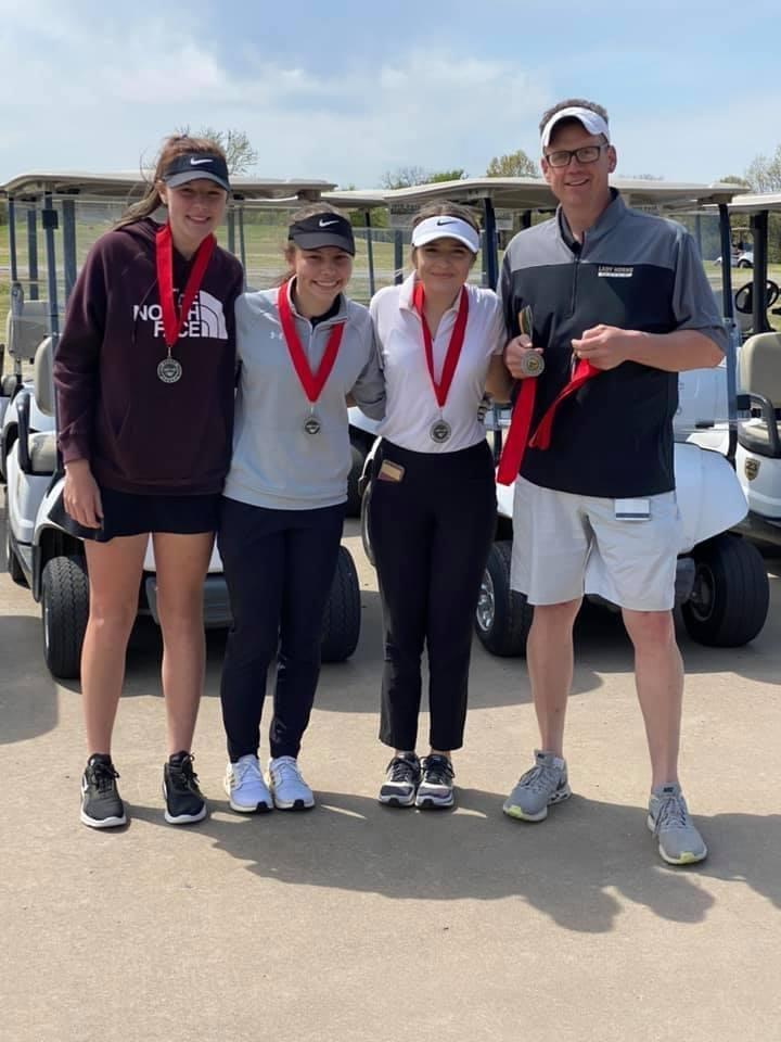 HS Golf - Grove Tournament